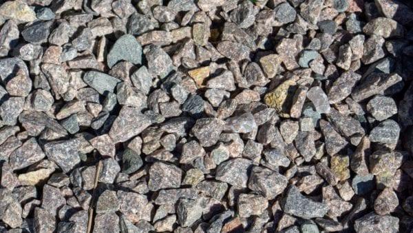 closeup of 57 granite