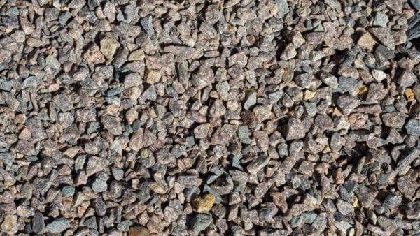 closeup of 78 granite