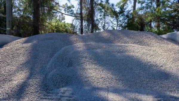 78 granite mound